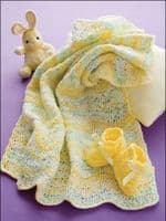 Love Stitches Crochet Book AA 879537 DISCONTINUED
